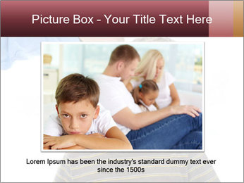 Strict father PowerPoint Template - Slide 15