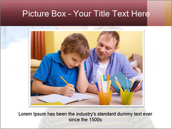 Strict father PowerPoint Template - Slide 16