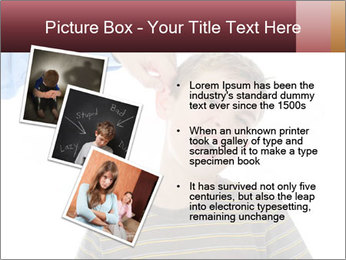 Strict father PowerPoint Templates - Slide 17