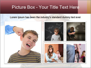 Strict father PowerPoint Template - Slide 19