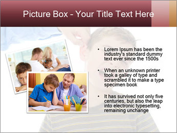Strict father PowerPoint Template - Slide 20