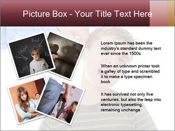 Strict father PowerPoint Template - Slide 23