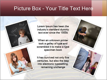 Strict father PowerPoint Template - Slide 24