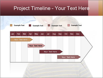 Strict father PowerPoint Templates - Slide 25