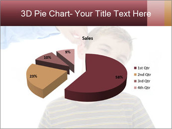 Strict father PowerPoint Template - Slide 35