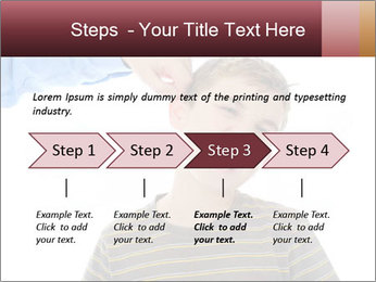 Strict father PowerPoint Template - Slide 4