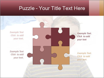 Strict father PowerPoint Templates - Slide 43