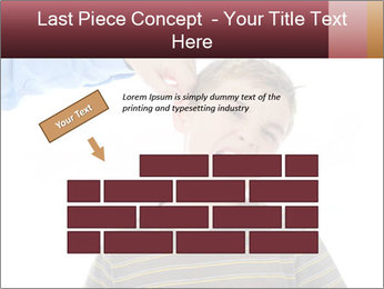 Strict father PowerPoint Template - Slide 46