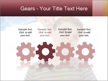 Strict father PowerPoint Templates - Slide 48