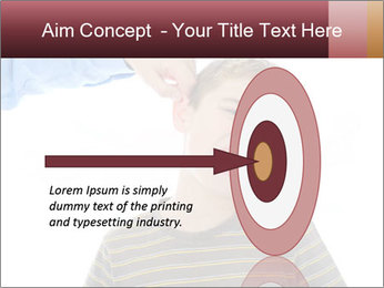 Strict father PowerPoint Template - Slide 83