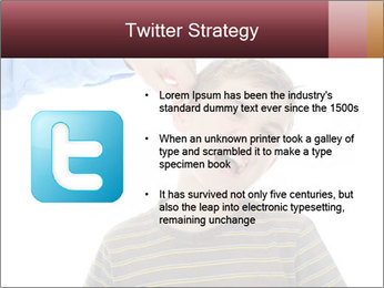 Strict father PowerPoint Template - Slide 9