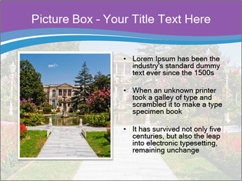 Dolmabahce Palace PowerPoint Templates - Slide 13