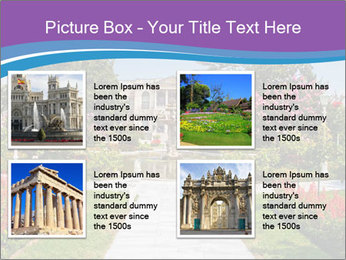 Dolmabahce Palace PowerPoint Templates - Slide 14