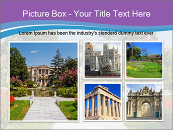 Dolmabahce Palace PowerPoint Templates - Slide 19