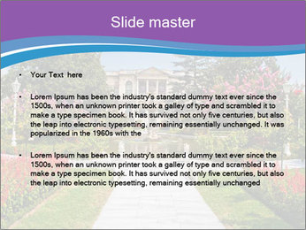 Dolmabahce Palace PowerPoint Templates - Slide 2