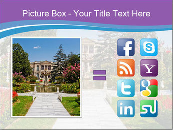 Dolmabahce Palace PowerPoint Templates - Slide 21