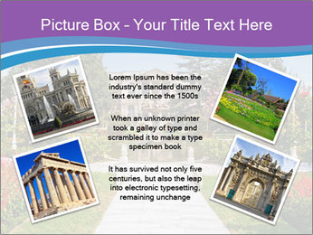 Dolmabahce Palace PowerPoint Templates - Slide 24