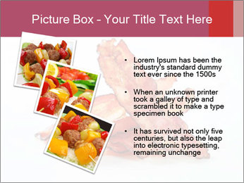 Strips of bacon PowerPoint Templates - Slide 17