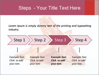 Strips of bacon PowerPoint Templates - Slide 4