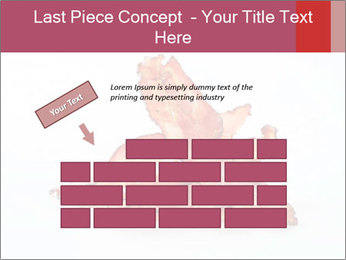 Strips of bacon PowerPoint Template - Slide 46