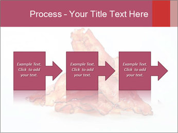 Strips of bacon PowerPoint Templates - Slide 88