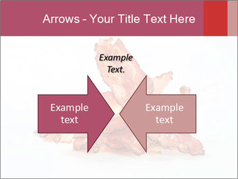 Strips of bacon PowerPoint Template - Slide 90