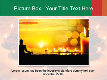 Indian oil lamp PowerPoint Template - Slide 16