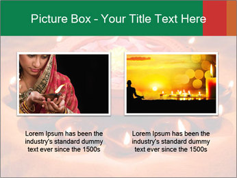 Indian oil lamp PowerPoint Template - Slide 18