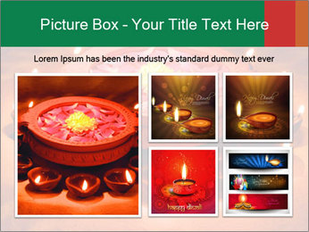 Indian oil lamp PowerPoint Template - Slide 19