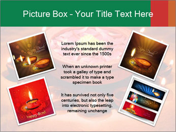 Indian oil lamp PowerPoint Template - Slide 24