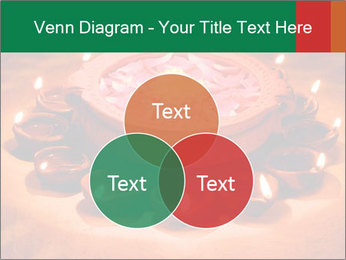Indian oil lamp PowerPoint Template - Slide 33
