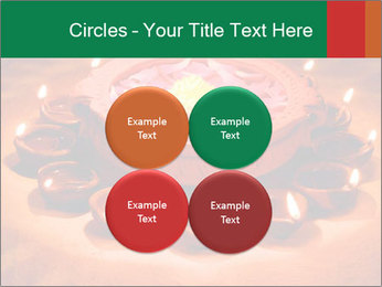 Indian oil lamp PowerPoint Template - Slide 38