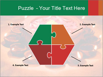 Indian oil lamp PowerPoint Template - Slide 40