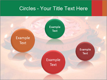 Indian oil lamp PowerPoint Template - Slide 77