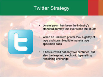 Indian oil lamp PowerPoint Templates - Slide 9