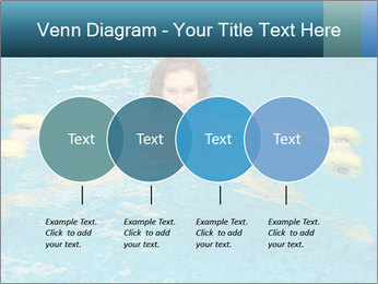 Woman trains PowerPoint Templates - Slide 32