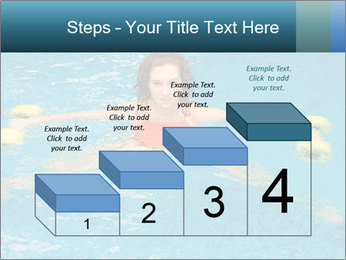 Woman trains PowerPoint Templates - Slide 64