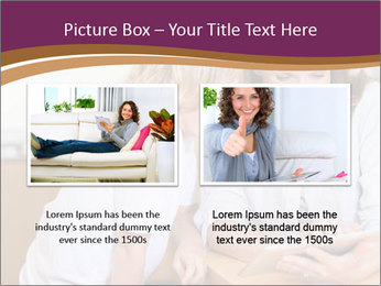 Mother and son PowerPoint Template - Slide 18