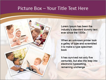 Mother and son PowerPoint Template - Slide 23