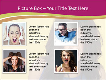 Headshot PowerPoint Templates - Slide 14