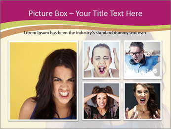 Headshot PowerPoint Templates - Slide 19