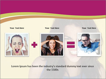 Headshot PowerPoint Templates - Slide 22