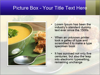 Vegetables soup PowerPoint Templates - Slide 13