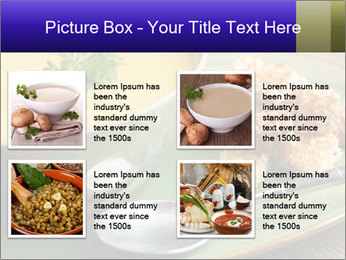 Vegetables soup PowerPoint Templates - Slide 14