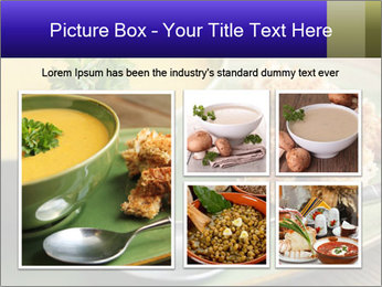 Vegetables soup PowerPoint Templates - Slide 19