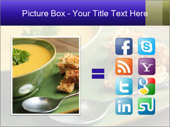Vegetables soup PowerPoint Templates - Slide 21