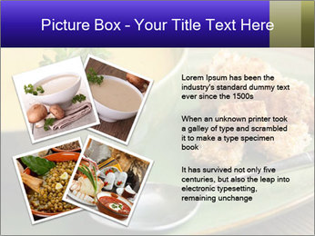 Vegetables soup PowerPoint Templates - Slide 23