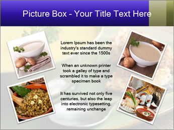 Vegetables soup PowerPoint Templates - Slide 24