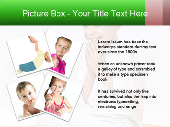 Children's yoga PowerPoint Templates - Slide 23