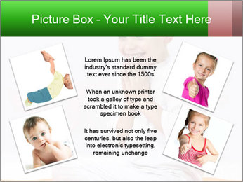 Children's yoga PowerPoint Templates - Slide 24